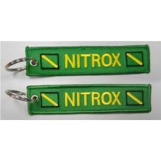 Sleutelhanger Nitrox