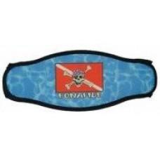 Maskerband bonifide flag